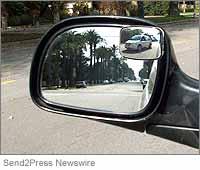 Maxi View Mirror