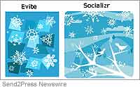 evite vs Socializr