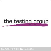 the testing group