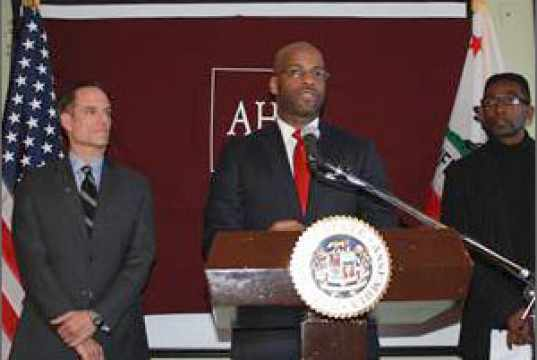 Assemblymember Isadore Hall - Feb 14 2013