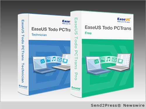 EaseUS Todo PCTrans Technician 8.6 (x32/x64)[ENG][Keygen]