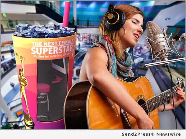 The Next Female Superstar Series: An All New Female Singing