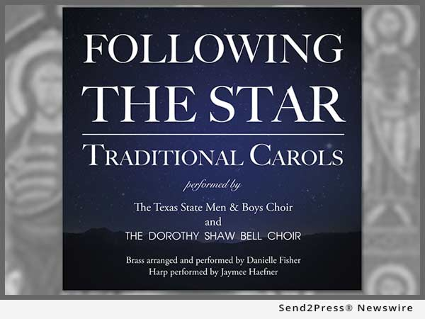 new christmas album from the texas state men boys choir is follow up to top 40 record california newswire - Boys To Men Christmas