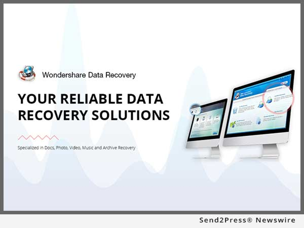 Wondershare Data Recovery Software Specializes in Windows 10