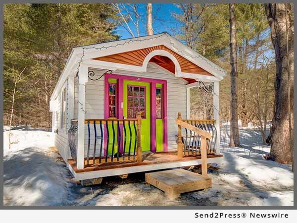 Join The New Tiny House Movement With Zero Percent Apr Financing