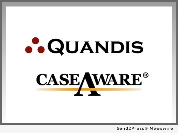 Quandis Court Connect, QCC, integrated with KMCIS CaseAware Case