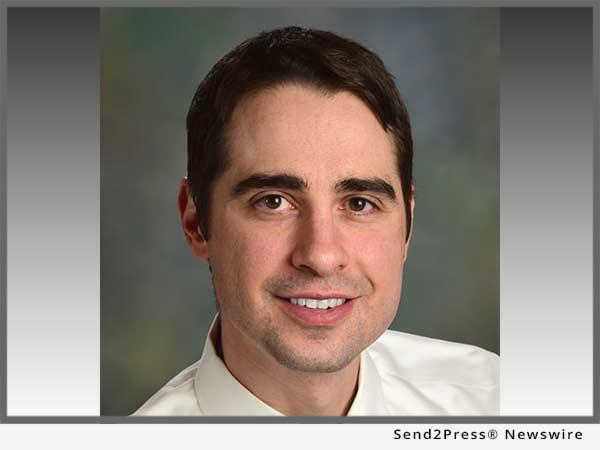 Patrick White, MD, of BJC Hospice