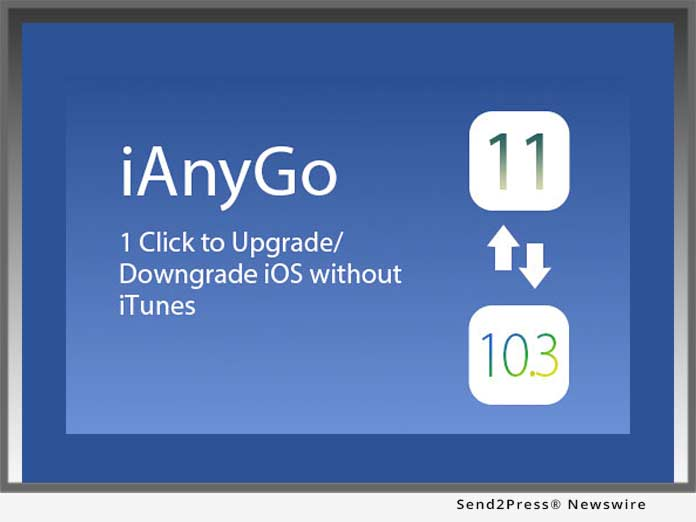 iAnyGo Software is Now Available - A Brand New iOS Upgrade and