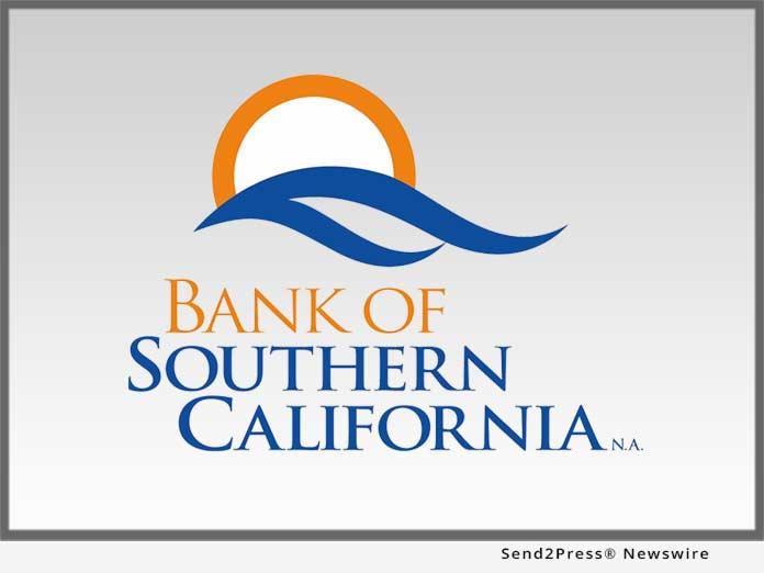 Bank of Southern California NA