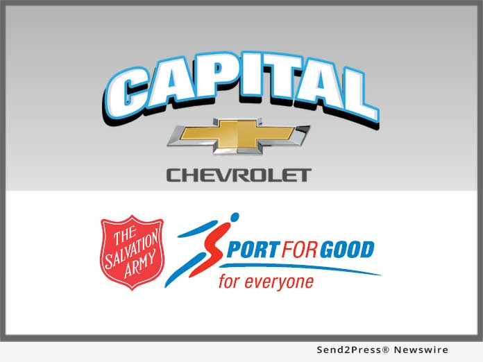 Capitol Chevrolet Raleigh Nc >> Capital Chevrolet Goes To Bat For The Salvation Army In