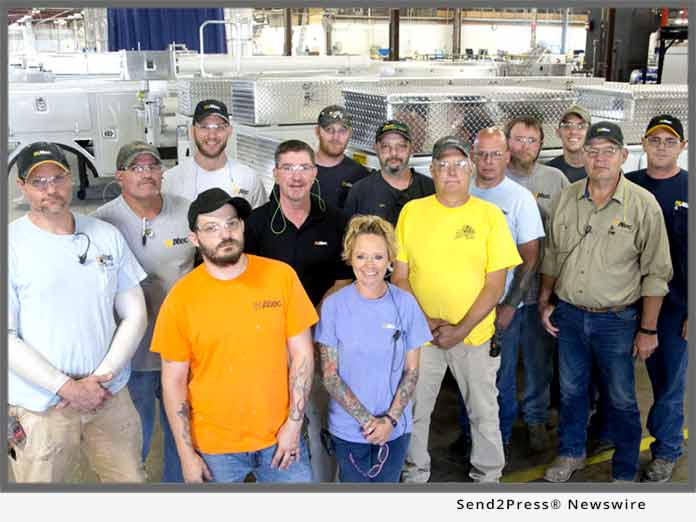 In Osceola, Iowa, Altec Continues to Build a Better Future