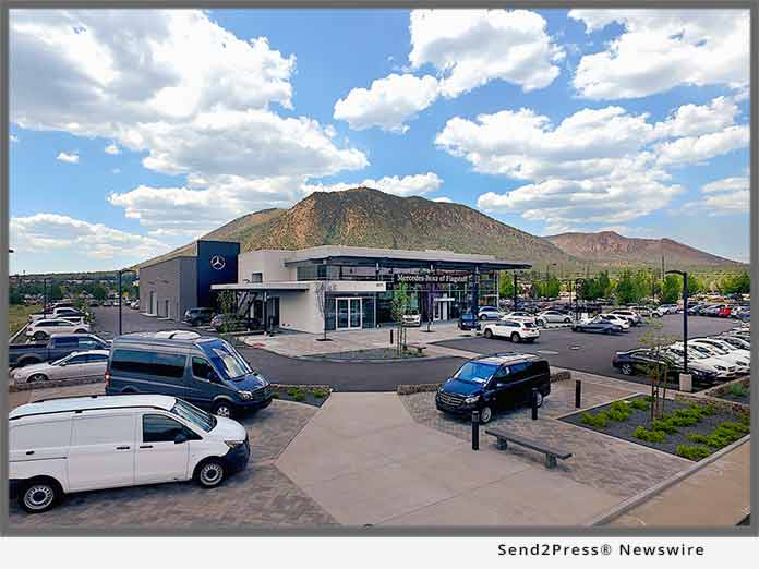 Mercedes-Benz of Flagstaff in Arizona Celebrates its Grand ...