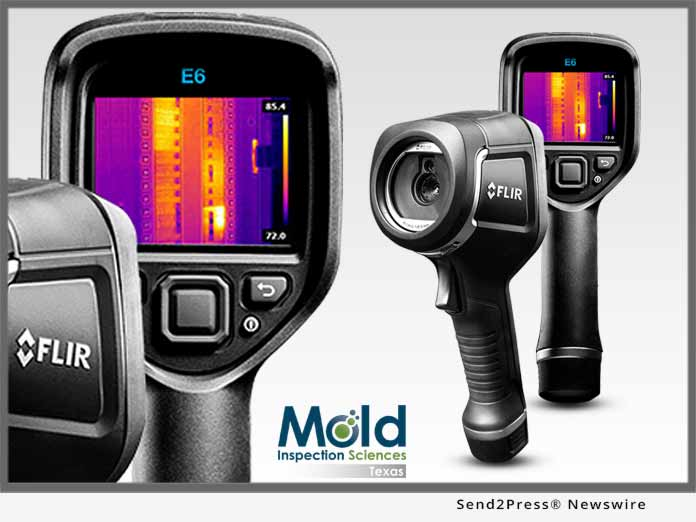 Mold Inspection Sciences Flir E6