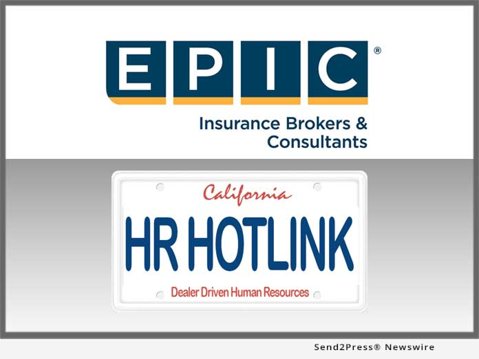 EPIC and HR Hotlink