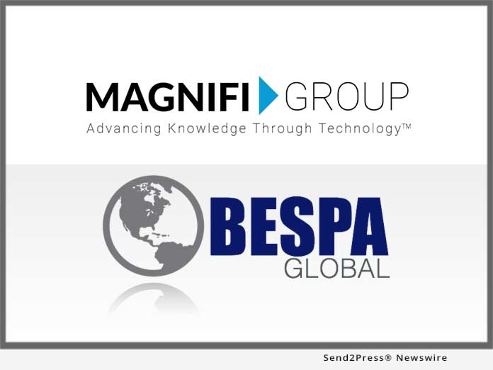 MAGNIFI Group and BESPA Global