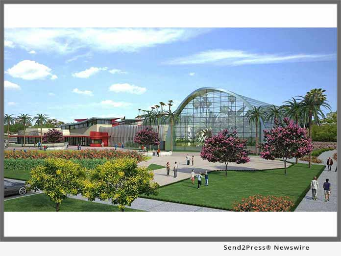 Butterfly Palladium rendering