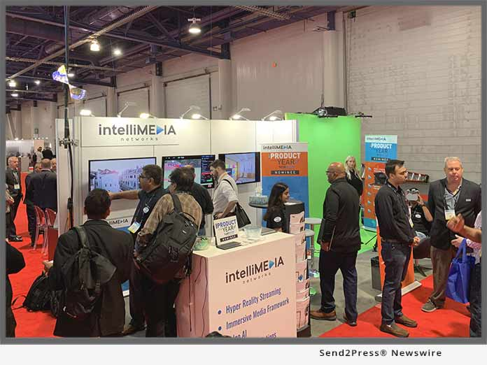 IntelliMedia Networks at 2019 NAB Show