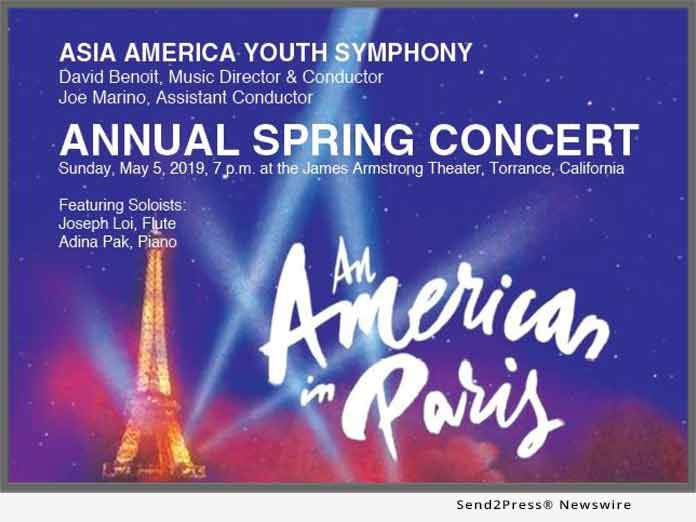 An American in Paris concert
