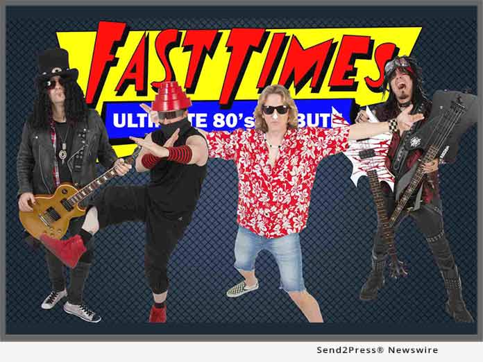 FAST TIMES 80s band