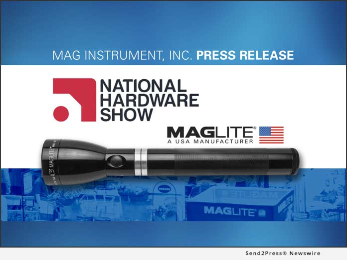 MAGLITE - National Hardware Show