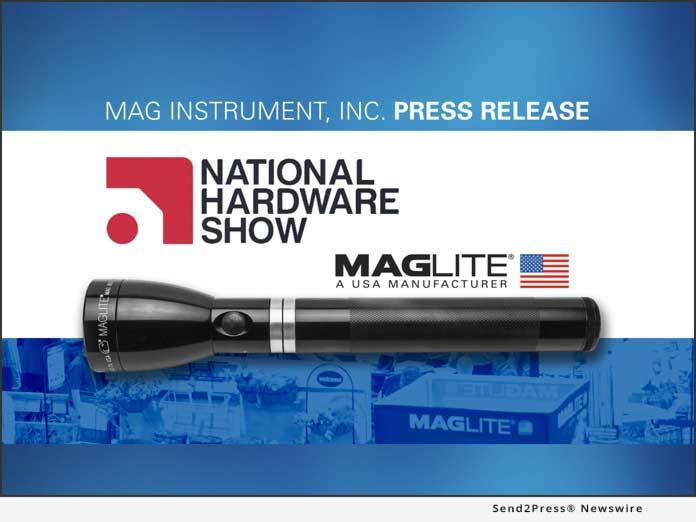 MAGLITE - National Hardware Show
