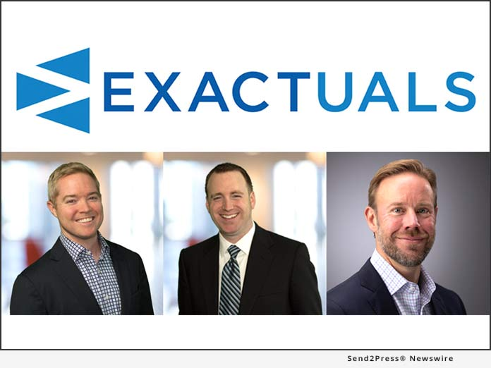 Exactuals' Hurst, Hiller, and Mauritzen