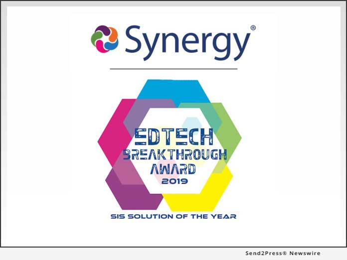 Synergy Edtech Breakthrough Award