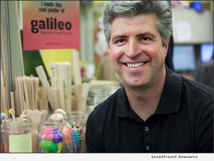 Galileo CEO Glen Tripp