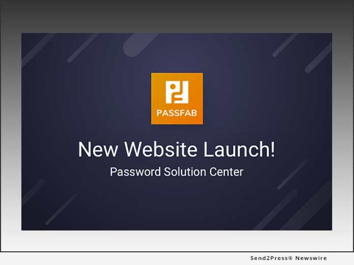 PassFab Software Launches Revamped Website Design