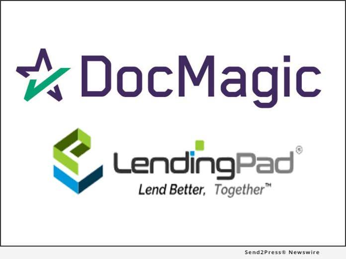 DocMagic and LendingPad LOS Integrate