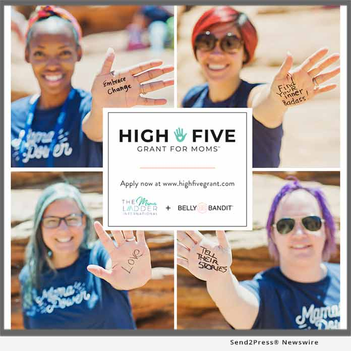 High Five Grant for Moms