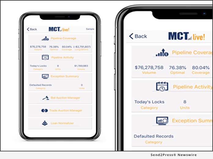 MCT Live! App