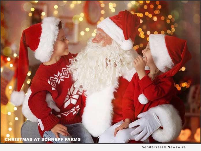 November Christmas.Debuting This November Christmas At Schnepf Farms