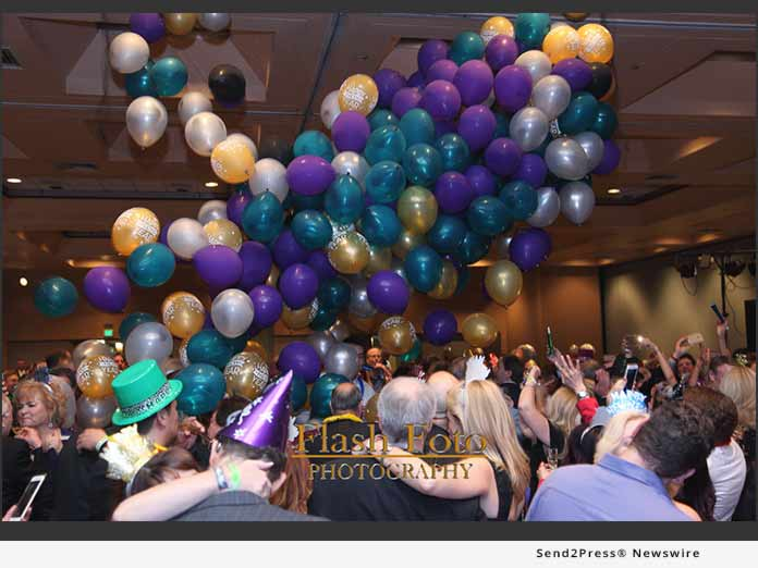 Professionals Guild - New Year's Eve Big Balloon Drop