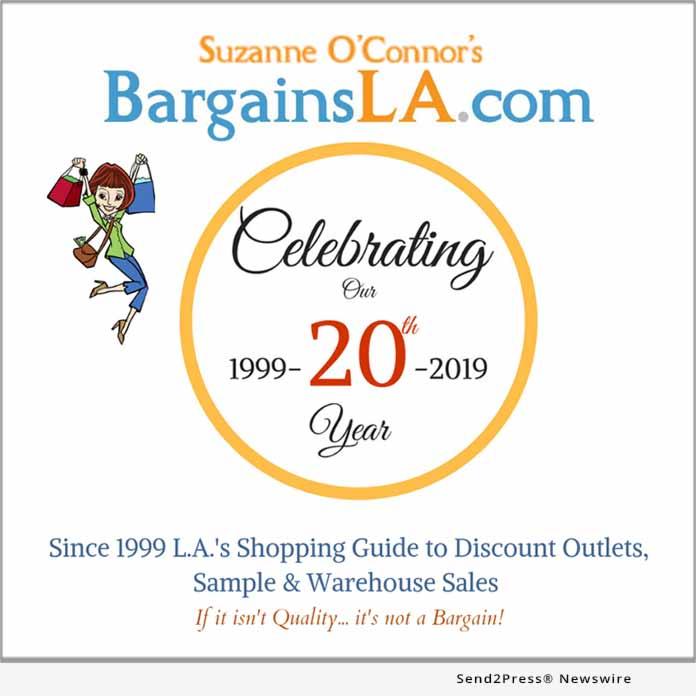 BargainsLA - 20th Anniversary
