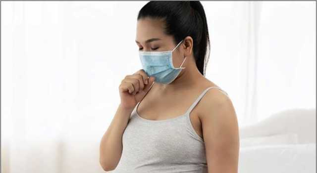 Mom Coughing - BabyLiveAdvice