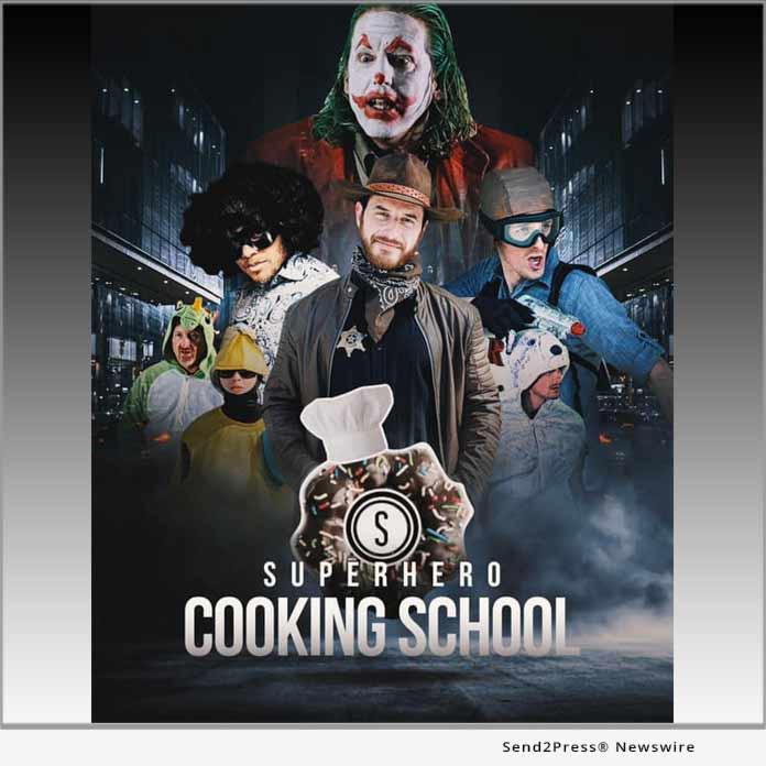 Superhero Cooking School