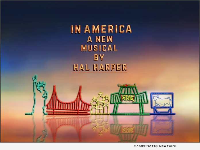 IN AMERICA - musical by Hal Harper