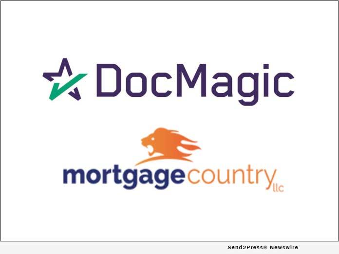 DocMagic and mortgagecountry llc