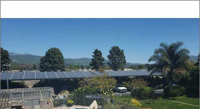 Holiday Inn Express and Suites in Carpinteria Goes Solar