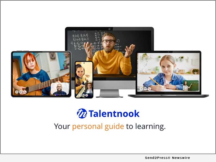 Talentnook goes nationwide offering curriculum support and homeschooling programs for K-12 students this Fall