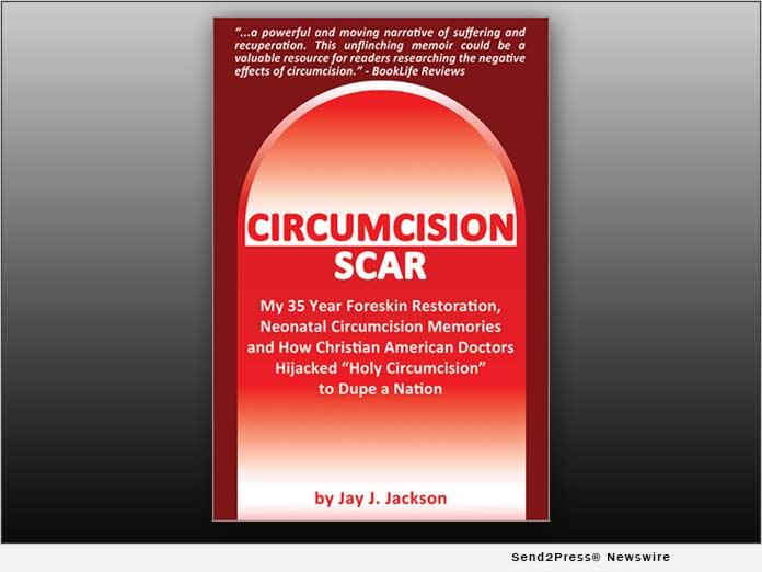Curcumcision Scar - by Jay J. Jackson