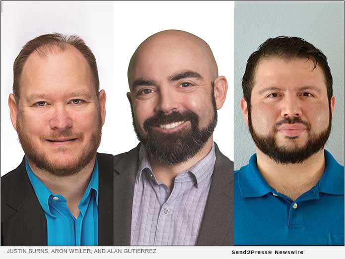 ReverseVision - Justin Burns, Aron Weiler, and Alan Gutierrez