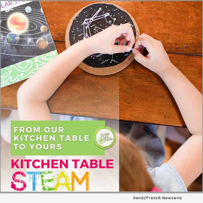 Kitchen Table STEAM