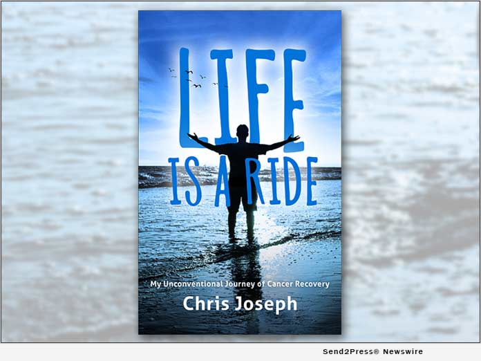 Book, Life is A Ride by Chris Joseph