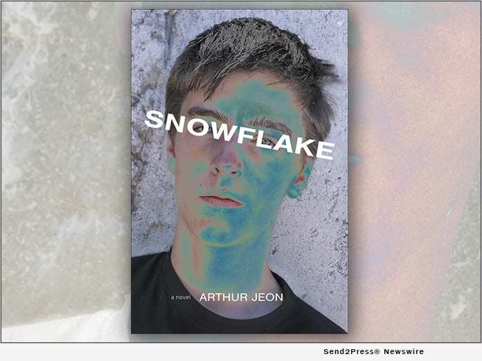 Snowflake, by Arthur Jeon