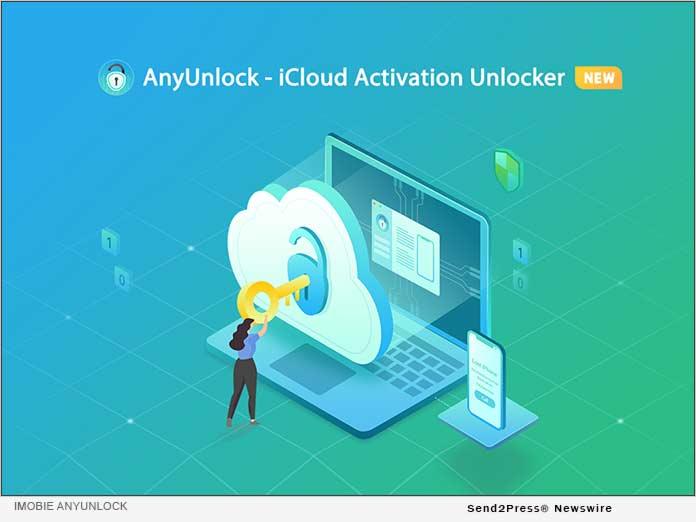 iMobie AnyUnlock iCloud Activation Unlocker