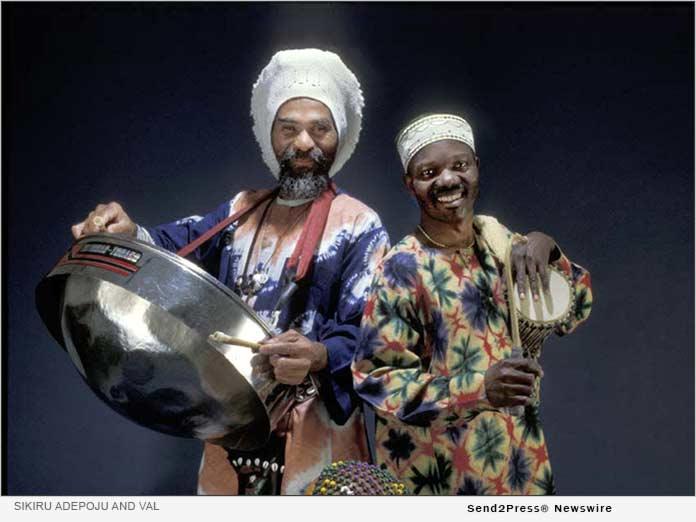 Sikiru Adepoju and The Riddim Doctors
