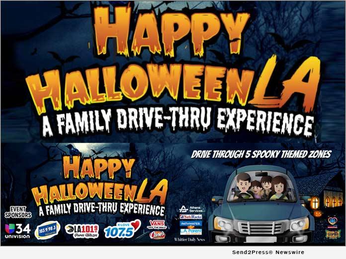 PartyWorks Interactive Happy Halloween LA