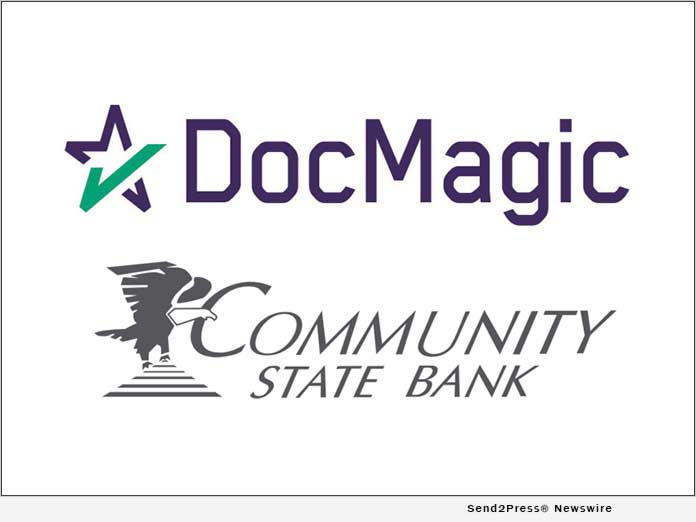 DocMagic and Community State Bank
